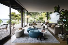 POLTRONA FRAU:  #PFjourneys A living room surrounded by nature. In the background, the sound of ... http://www.davincilifestyle.com/poltrona-frau-pfjourneysa-living-room-surrounded-by-nature-in-the-background-the-sound-of/   #PFjourneys A living room surrounded by nature. In the background, the sound of the waves. The colors of the French Riviera and the cliffs reflect on the furniture, with Leplì and John-John.    [ACCESS POLTRONA FRAU BRAND INFORMATION AND CATALOGUES]