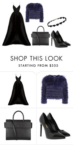 """Untitled #126"" by ella2811 ❤ liked on Polyvore featuring Alex Perry, Alice + Olivia, Givenchy and Yves Saint Laurent"