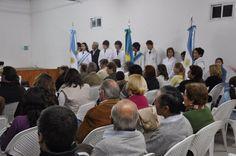 Comienzo del programa Pueblos Autosustentables (Abril de 2010)