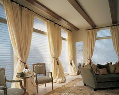 The Interesting DIY Extra Long Curtains Ideas with Ingenious Ideas Extra Long Curtain Rods Extra Long Curtain Rods 50749 above is one of pictures of home d Extra Long Curtain Rods, Extra Wide Curtains, Outdoor Curtain Rods, Cheap Curtains, Cool Curtains, Curtains Living, Hanging Curtains, Big Window Curtains, Cheap Window Treatments