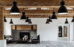 The Interior of Diane Keaton's Rustic Home Is the Stuff of Pinterest Dreams