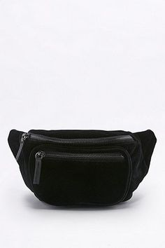Shop Black Velvet Bum Bag at Urban Outfitters today. Waist Pouch, Gifts For Photographers, Simple Bags, Festival Outfits, Nike, Other Accessories, Hair Accessories, Laptop Bag, Black Velvet