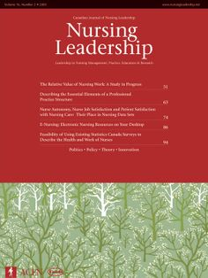 essay on nursing management Nursing leadership & management compare and contrast how you would expect nursing leaders and managers to approach your.