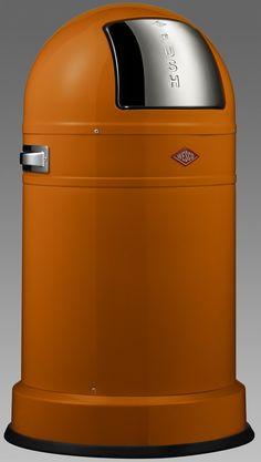 Wesco Classic Line Pushboy 50 Liter - Oranje