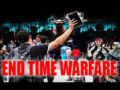 END TIME WARFARE EVERY CHRISTIAN MUST WATCH 2