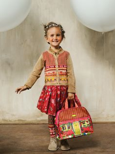 OILILY Children's Wear - Fall Winter 2014