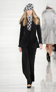 Ralph Lauren | Mercedes-Benz Fashion Week New York http://www.mydesignweek.eu/mercedes-benz-fashion-week-new-york/#.UvTwQ_l_vHU