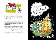Franziska Biermann: Herr Fuchs und der rote Faden. Mixtvision Verlag. #kinderbuch #illustration #fuchs #buch #lesen