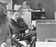 The banality of evil - SS murderer Otto Ohlendorf on trial
