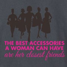 The Best Accessories Short Sleeve T-Shirt #NationalBestFriendsDay
