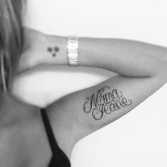 Marilyn Monroe #tattoo #marilynmonroe #normajeane