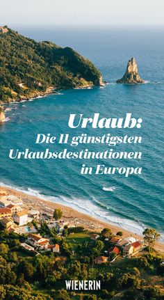 Holidays: The 11 cheapest holiday destinations in Europe - Pinci. Europe Destinations, Holiday Destinations, Best Holiday Places, Cheap Holiday, Reisen In Europa, Travel Posters, Dream Vacations, Adventure Travel, Places To Travel