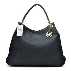 """NWT- Coming soon!! 100% authentic Michael Kors **will post photo of authentication number when I have it**  ? Single leather handle with a drop length of approximately 7"""" ? Decorative gold tone hardware and accents ? Zip top closure secures your belongings ? Michael Kors signature MK logo-print interior with vanilla leather trim ? Interior features 1 large back wall zippered compartment ? 4 interior slip pockets ? MK logo hanging Michael Kors Bags Hobos"""