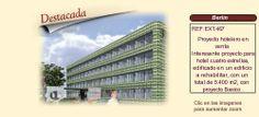 EXT467 Berlín. Alemania  Proyecto hotelero en venta http://www.lancoisdoval.es/empresas-en-venta.html