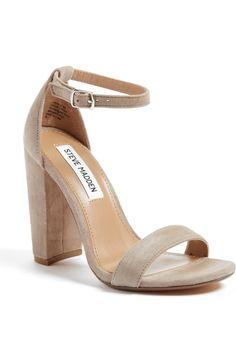 c891bb5deefe Main Image - Steve Madden  Carrson  Sandal (Women) Prom Shoes