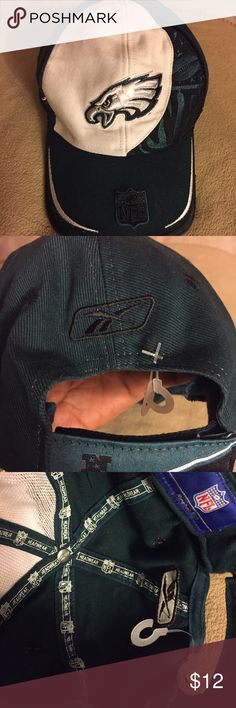 NFL cap Eagles In great condition Reebok Accessories Hats