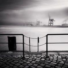 Hamburg - Nachtfotografie und Langzeitbelichtung mit Graufiltern