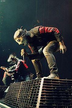 #slipknot #CoreyTaylor Chris Fehn, Paul Gray, System Of A Down, Corey Taylor, Radiohead, Iowa, Taylor Stone, Slipknot Band, Mick Thomson
