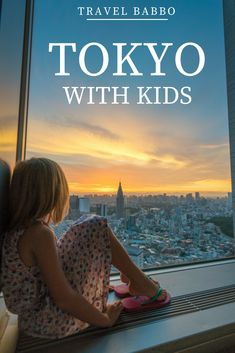 Family-friendly Tokyo! How to craft an amazingly easy trip with kids.