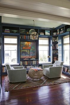 library | Cortney Bishop Design