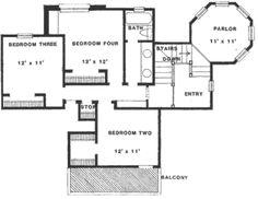Plan 310-631 - Houseplans.com