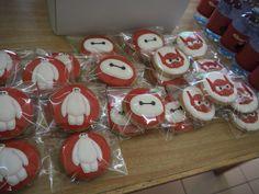 Big hero 6 cookies!
