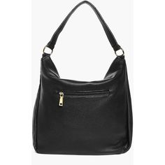 Boohoo Lucy Knot Detail Strap Day Bag | Boohoo ($26) ❤ liked on Polyvore featuring bags, handbags, backpack purse, special occasion handbags, cross-body handbag, party purses and crossbody purses