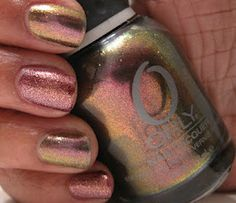 love space cadet on ring and index fingers, another on my wishlist!