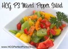 Perfect for summer time while on Phase 3 of the HCG Diet... or good if you are just trying to eat healthy! http://www.hcgperfectportions.com/