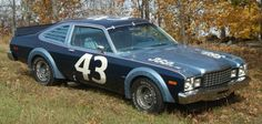 1978 Plymouth Volare Street Kit Car.  Came stock made to look like one of Richard Petty's kit cars and bears his number.  Only available in two tone blue.  The dodge aspen version was only in two tone red