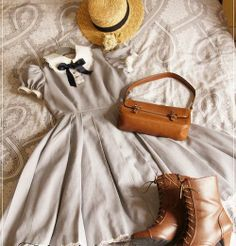 Country Lolita, otherwise known as what I'd love to wear. Every. Day! :D