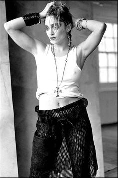 Madonna1983 by Ian Mckell session 3