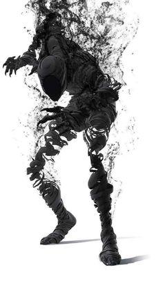 Ajin Manga, Ajin Anime, Neon Evangelion, Naruto Oc Characters, Dance Of Death, Demi Human, Dope Cartoon Art, Monster Concept Art, Demon Art