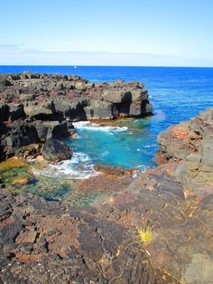 South Point Hawaii  #water #south #hawaii Oh The Places You'll Go, Places To Visit, Hawaii Water, Hawaii Adventures, Heavenly Places, Big Island Hawaii, Travel List, Kauai, Cool Photos