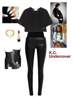 KC's outfits!