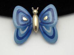 "Vintage Eisenberg ""Artist Series"" 1973 Figural Butterfly Brooch Pin   eBay"