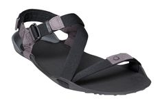Barefoot-Inspired Sport Sandals - Z-Trek - Men - Coal Black/Black 10 M US - Charcoal/Coal Black - Shoes, Athletic, Sport Sandals & Slides Barefoot Running, Barefoot Shoes, Trail Running Shoes, Sports Nautiques, Sports Shoes, Golf Shoes, Hiking Sandals, Hiking Shoes, Running Sandals