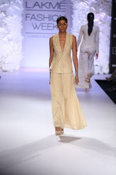 Lakme Fashion Week, India Fashion, Anita Dongre, Designer Collection, Jumpsuit, Summer, Dresses, Indian Fashion, Overalls