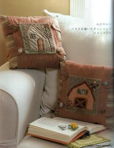 Casa Retalhos RETALHOS.  Livro japonês, com belas idéias (5) (541x700, 256Kb)