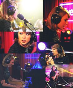 Taylor Swift covering Riptide on the radio 1 live lounge her cover is amazing omg