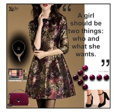 """""""SheIn #3/7"""" by s-o-polyvore ❤ liked on Polyvore featuring Jimmy Choo"""