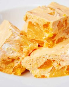 Recipe for Orange Fluff - Something easy and the kids will love it.. This was so delicious, it reminds me of one of those orange push up pops.