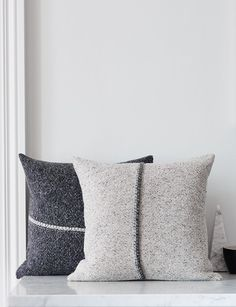 Abode Livings range of hand woven Spanish cushions. Handmade in Spain exclusively for Abode Living Leather Throw Pillows, Partition Design, Pillow Fabric, Linen Bedding, Bed Linen, Soft Furnishings, Bed Spreads, Lotus, Home Accessories