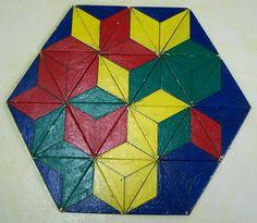 Los triángulos de MacMahon | matematicascercanas