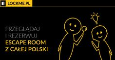 Przeglądaj i rezerwuj escape room z całej polski.