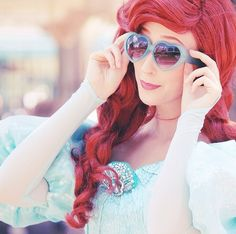 I want to work as a Disney princess in Disneyland so badly! Ariel Disneyland, Tokyo Disneyland, Disneyland Resort, Disney Trips, Disney Parks, Walt Disney World, Disney Love, Disney Magic, Disney Stuff