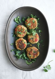 I have a few exciting go-to recipes up my sleeve that I always turn to. These Quinoa + Chickpea Burgers are one of them! By now I don't even refer to my recipe and could do these with my eyes closed ;) Best of all everyone loves them – the 6 year old and the...Read More »
