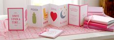 Book Themed Baby Shower Invitations | Pottery Barn Kids