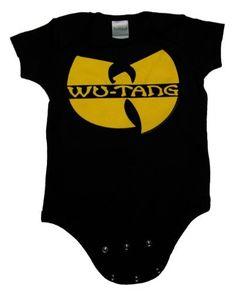 Wu Tang Clan Logo Hip Hop Rap Baby Creeper Romper Onesie Size: 12-18 Months Wu-Tang Clan, http://www.amazon.com/dp/B004VGAVBW/ref=cm_sw_r_pi_dp_Ow0Dqb1JWGAT0