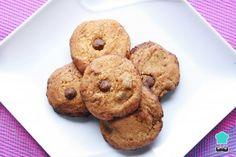 ¿Quieres probar algo rico de verdad para compartir o darte un caprocho saludable y a la vez nutritivo? ¡Pues no te pierdas estas FANTÁSTICAS Y DELICIOSAS galletas de harina de garbanzo veganas! Le Chef, Bread Recipes, Cupcake Cakes, Bakery, Good Food, Vegan, Desserts, Rice Flour, Wafer Cookies